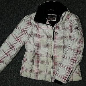 Zeroxposur winter coat. EUC. Size medium